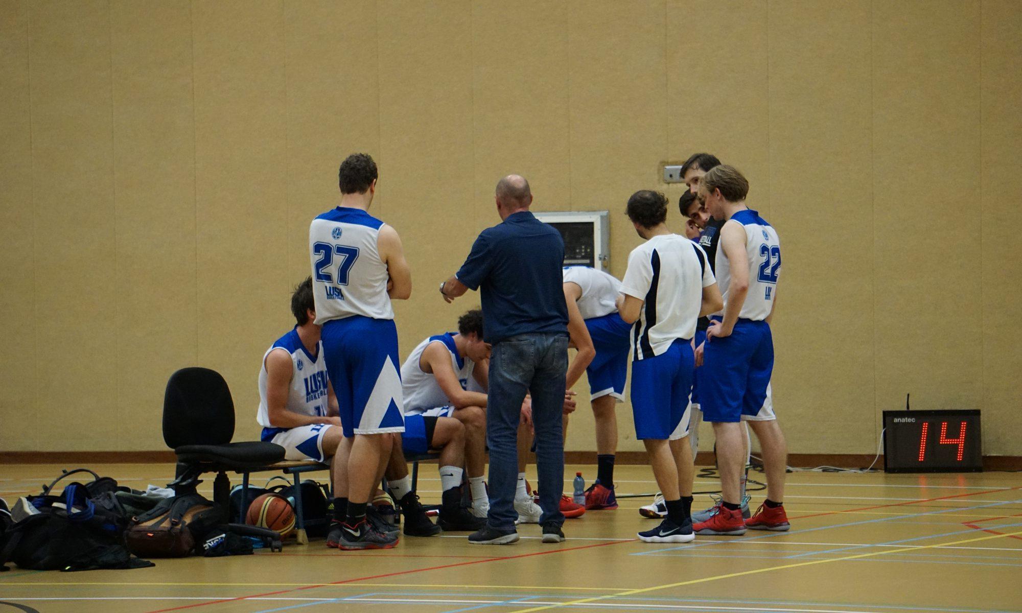 LUSV Basketball